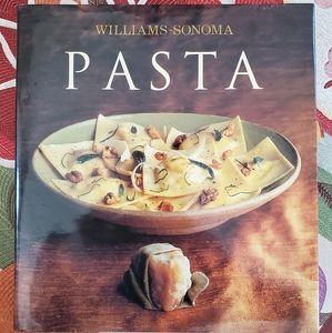 Williams Sonoma Pasta Cookbook